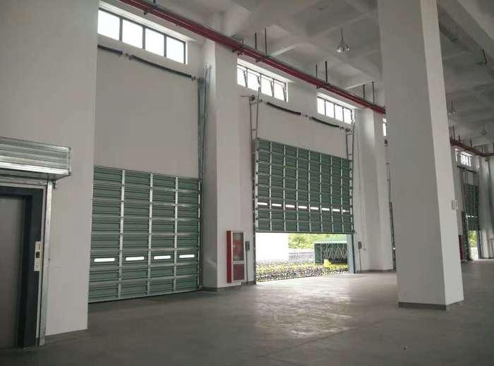 G1595【外资优先 一手房东】青浦工业园区 双层高标准厂房出租 一楼高11米 二楼高5米 每层4500平 可分割出租