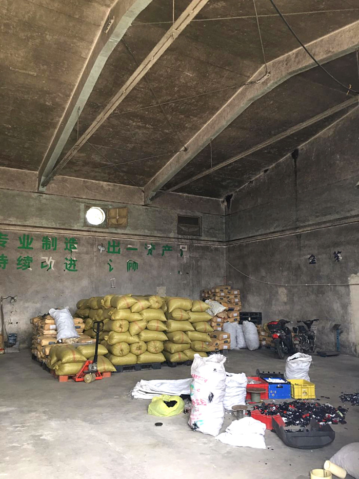 G1569 松江车墩镇车香路2000平方米仓库出租