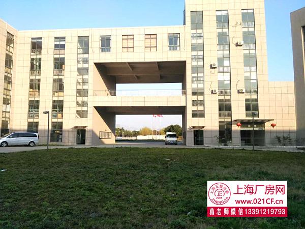 G1505 嘉兴开发区 68亩工业用地 3.7万平多层厂房办公楼 整体出售 5000万以下