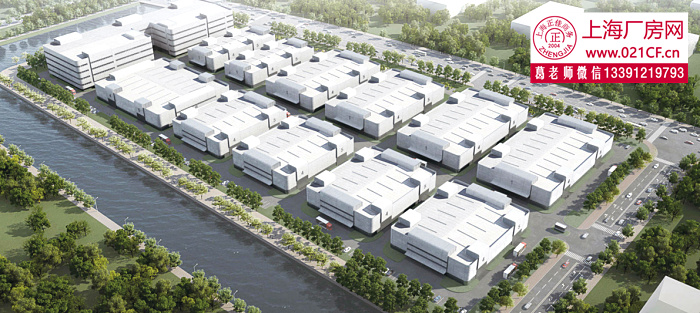 G1502 奉贤临港交界 104地块 正规工业园区内 标准厂房仓库出租