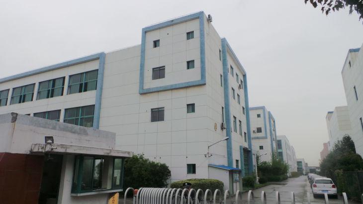 A8102 金山区朱泾工业园区B区3个独栋三层厂房仓库出售 4646-5449平  另有2037平独栋双层商铺出售