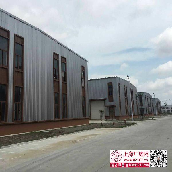 G1686 南通新建钢结构标准厂房出售 1500-2100平方米单层/双层厂房出售 有行车 3000元/平