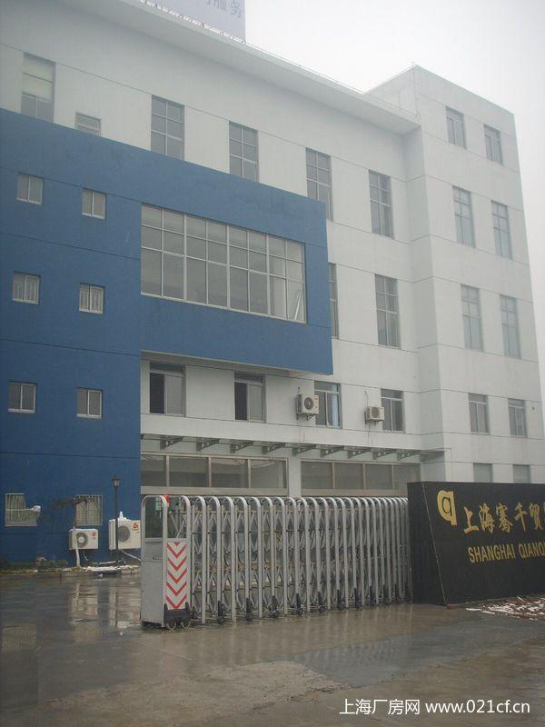 A8300 浦东康桥近外环上南路林海公路口500平方米楼上小面积厂房仓库办公楼出租 可分割