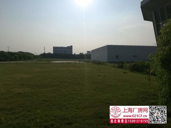 G1687青浦工业园区 A30崧泽大道附近 多幢新建厂房仓库场地出租 104地块