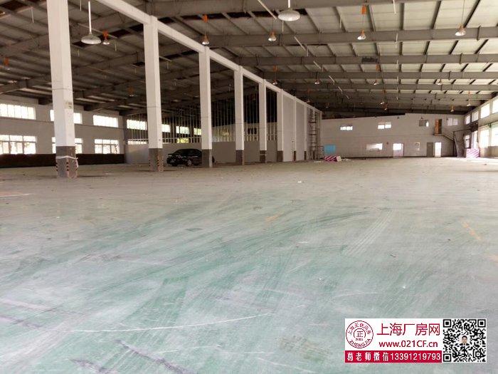 G1705 太仓刘家港 工业园区内 有蒸汽 独门独院 单层可装行车 厂房仓库出租 可分租