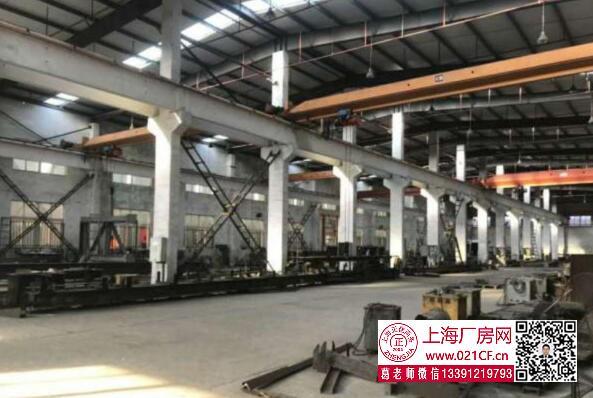 G1715 浦东 南汇泥城大团新出1400平独栋层高8米带行车 交通方便可加公
