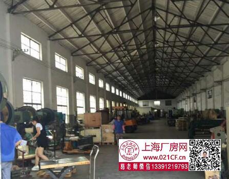G1726 奉贤 西渡工业园区3600平独门独院双层厂房出租