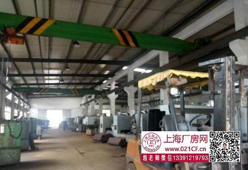 G1737 浦东 六灶 1300平单层厂房仓库出租 104地块 可环评 大车进出方便