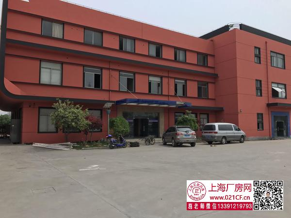 G1758 松江 九亭 潮富路 楼上带货梯1100平方米厂房仓库出租 104地块可环评 1.1元