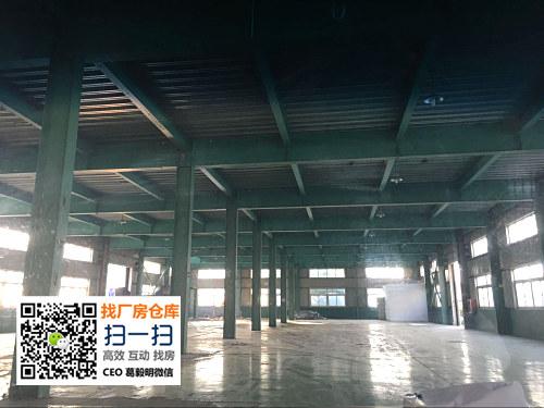 G1232 普陀桃浦真陈路一楼1080平米 二楼1800平方米 厂房仓库出租