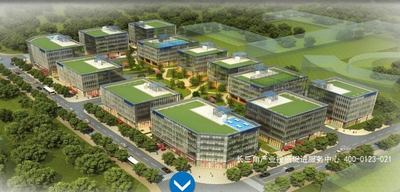 G2297松江临港松江中山园 5层3500平独栋研发厂房办公楼出售招商  只限优质企业 享政策支持