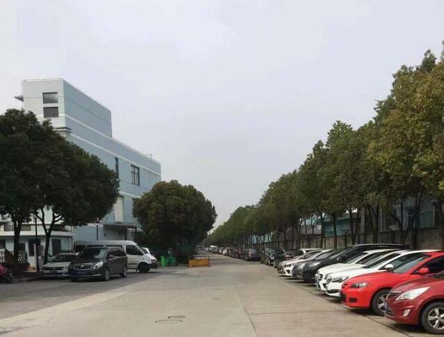 G2387上海青浦工业园区104地块 1万平方米厂房 大房东低价出租 可分割