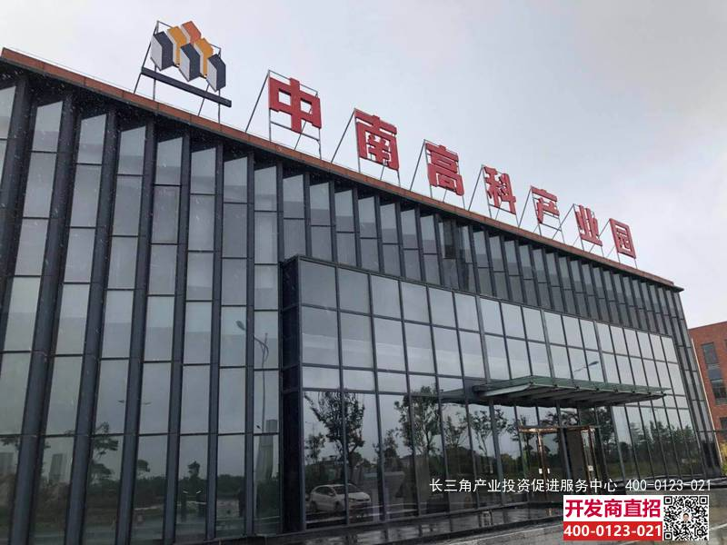G2389中南高科·合肥双凤产业园 独栋600-2500平方米 新建厂房出售