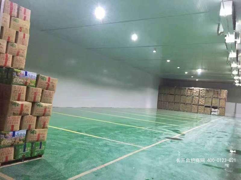 G2484 闵行 青浦 工业区 岳灵冷链仓储 10至零下40度 大型冷库出租