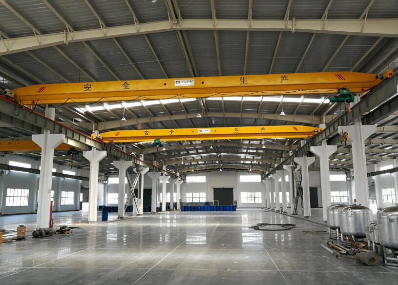 南京江北新区 六合经济开发区 龙池单层新建厂房10000平 有行车 可分租