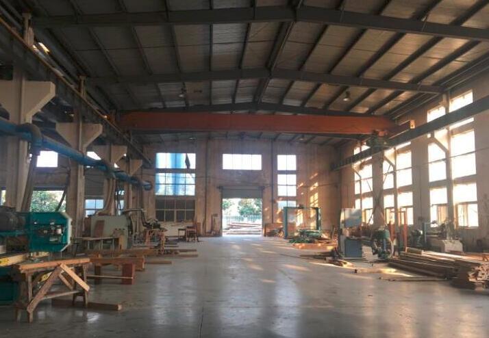 南京城市圈滁州汊河经济开发区 独门独院钢结构厂房 带行车 4000平