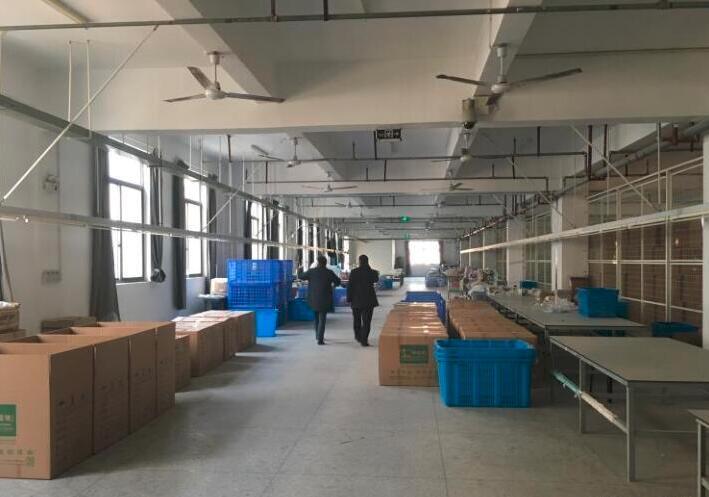 南京产业转移承接区:滁州来安汊河经济开发区江浦路 框架厂房出租 层高4.2米