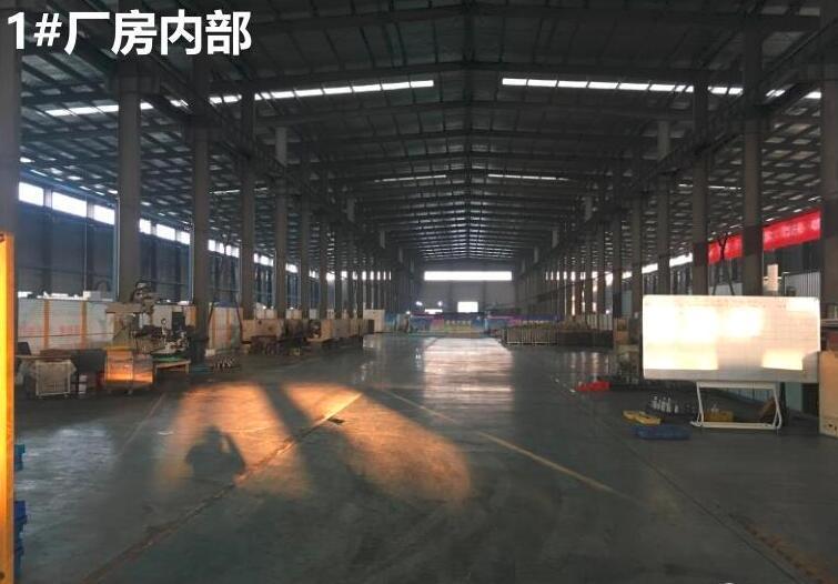 南京-滁州来安汊河经济开发区江浦路 环氧地坪可装行车厂房 12000平方米出租 有污水管道