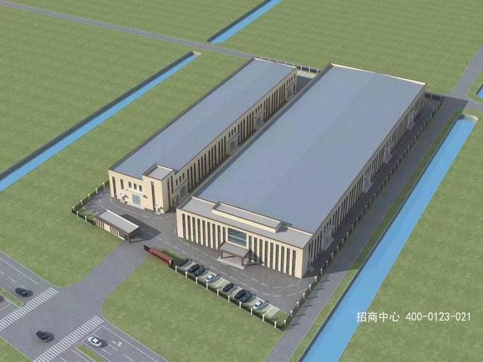 G2544 南通海门常乐镇新建独门独院15510平方米厂房出租