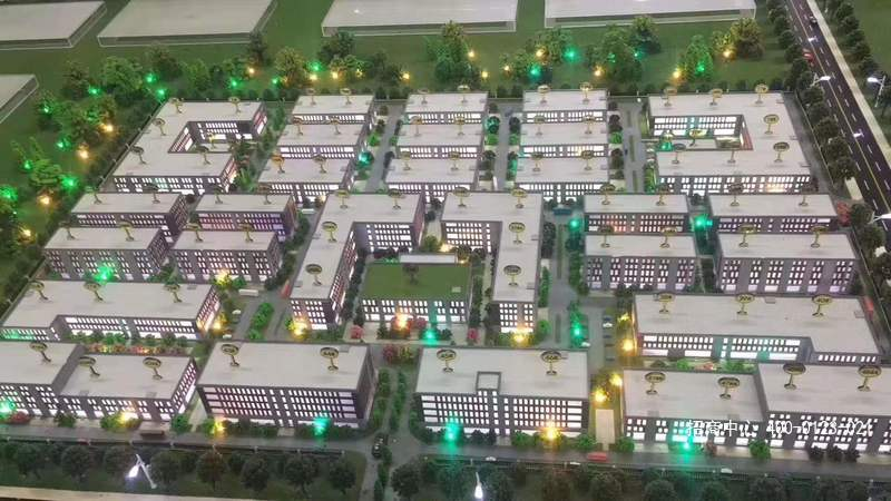 G2559滁州南谯厂房出售-中南高科-滁州南谯乌衣新城独栋厂房出售 800平起出售