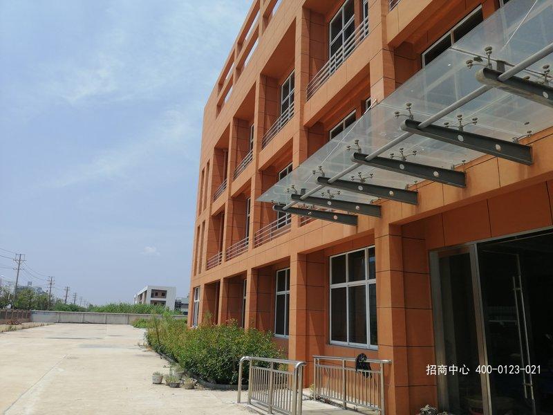 G2589 南京城市群 马鞍山和县 浦口接壤 占地58亩 18000平单层厂房 1000平层综合楼 整体出售2800万