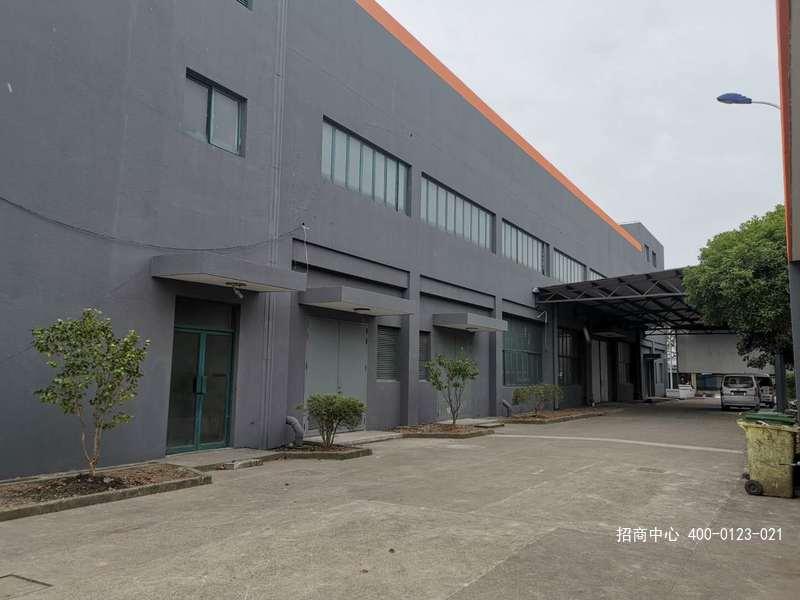 G2593 浦东南汇工业园区沪南公路宣镇东路 双层三层厂房出租 可分割