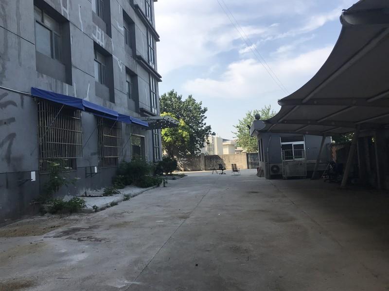 A8387 上海宝山城市工业园区 宝山嘉定普陀三区交汇附近 底层厂房3600平方米 5楼858平办公楼出租
