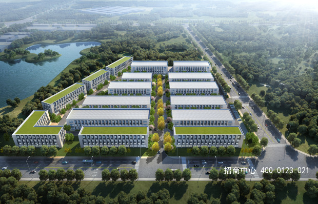 G2613 湖州长兴独立产权厂房出售 可按揭 首付135万起 面积段1200-4800方