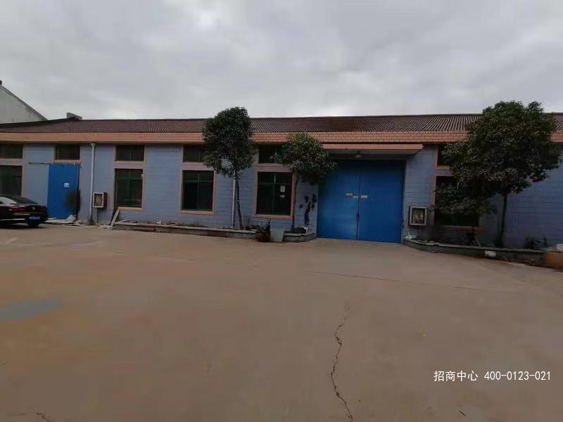 G2630 奉贤奉城工业园区 1000平方米双层厂房出租 1.4元/平/月 带院子