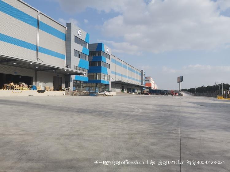 G2680 嘉兴南湖产业园 高标物流仓库 8.9万平双层高标仓库 可分租  每年一个月免租期