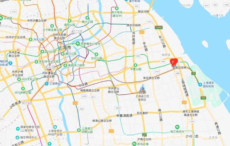 G2682 上海市浦东新区川南奉公路高标准物流仓库出租 1.2万平方米 可分割出租 带月台 丙二类