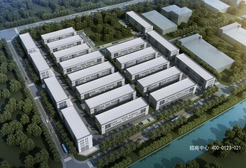 G2755 苏高新(溧阳)南大新兴产业园   独栋厂房出租出售  2700平 5000平 10000平 多种户型可选