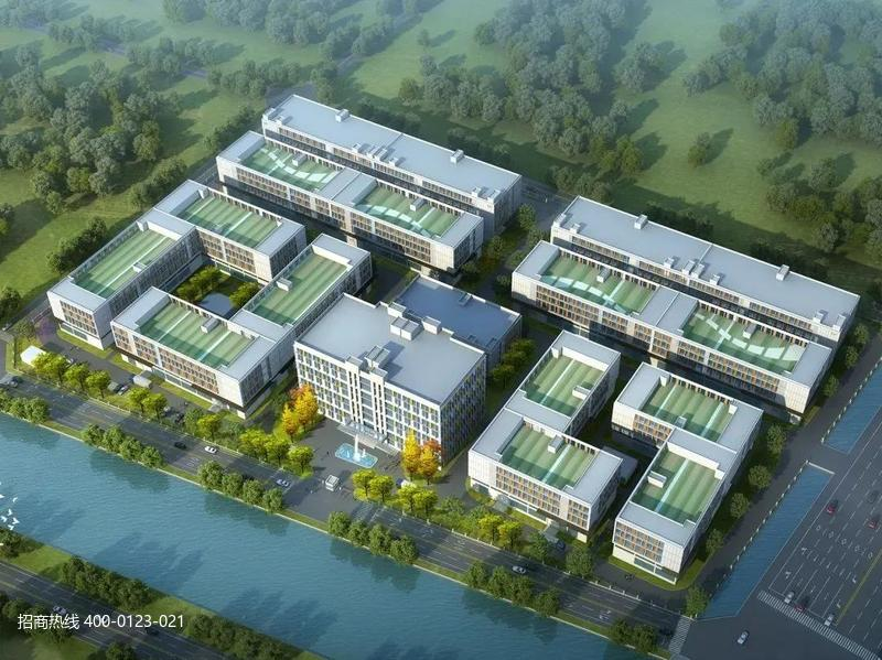 AUTO SPACE·中南高科智车港 广东佛山三水区聚龙湾新能源汽车产业园厂房研发办公楼出售