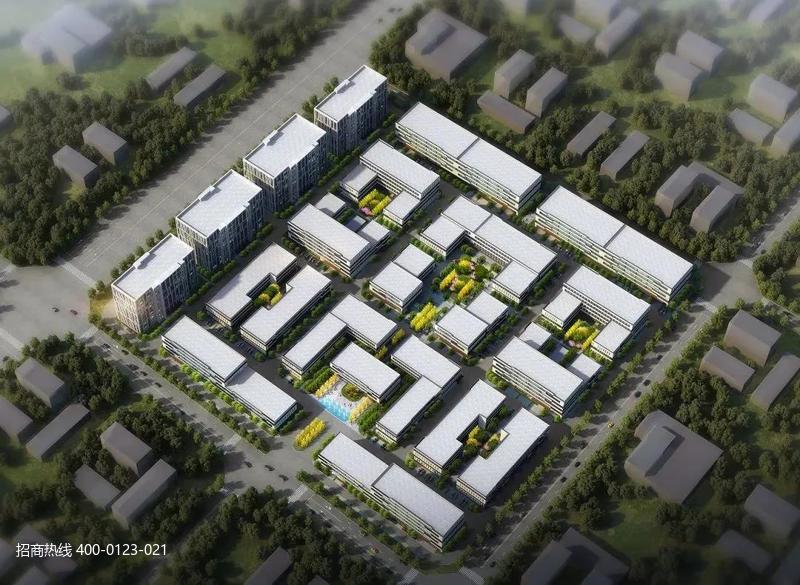 中南高科·高明智汇城 广东佛山高明厂房研发办公楼出售