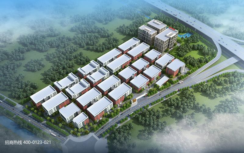 中南高科·智能科技产业园 广州佛山厂房研发办公楼出售