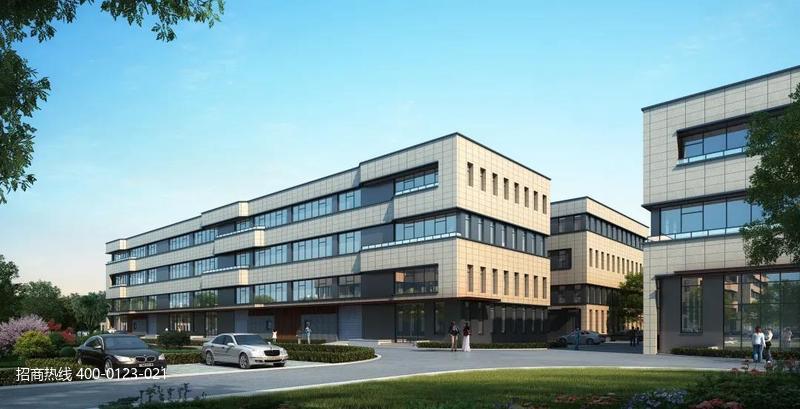 中南高科·金西创业创新产业园 浙江金华经济技术开发区金西研发办公厂房出售