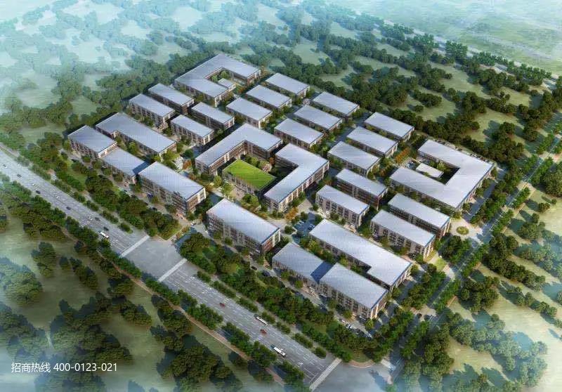 中南高科·滁州南谯智慧小镇 安徽南京滁州南谯厂房研发楼出售