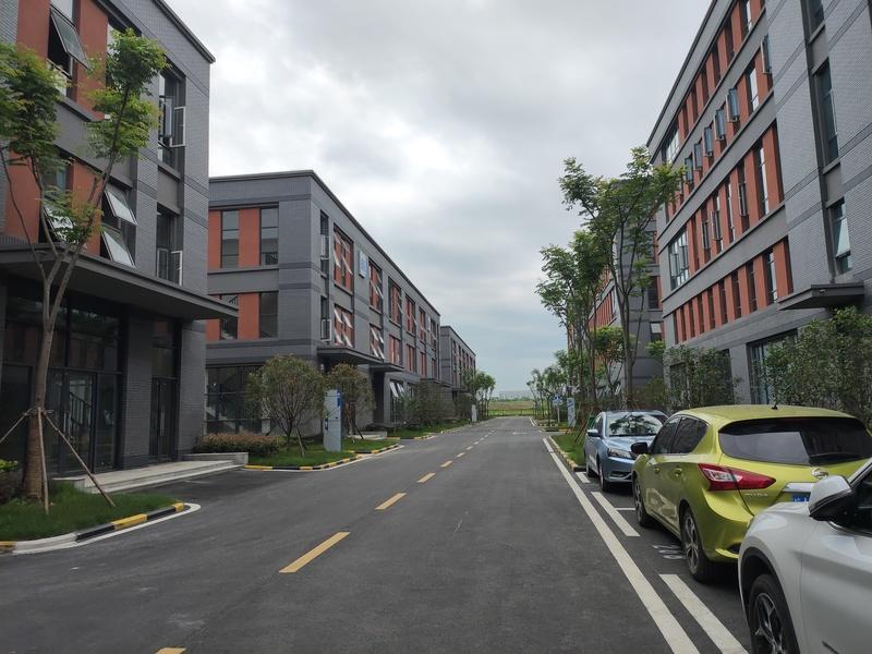 中南高科·合肥肥西厂房出售 产城融合示范区 可分层出售600平起 独栋二层三层出售1200平起 价格可谈