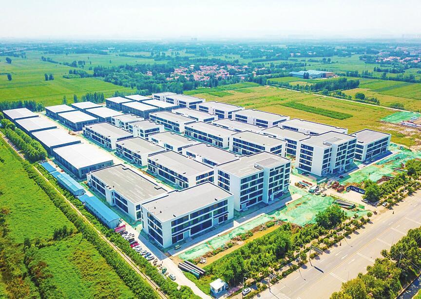 中南高科打造山西太原晋中智造未来城项目