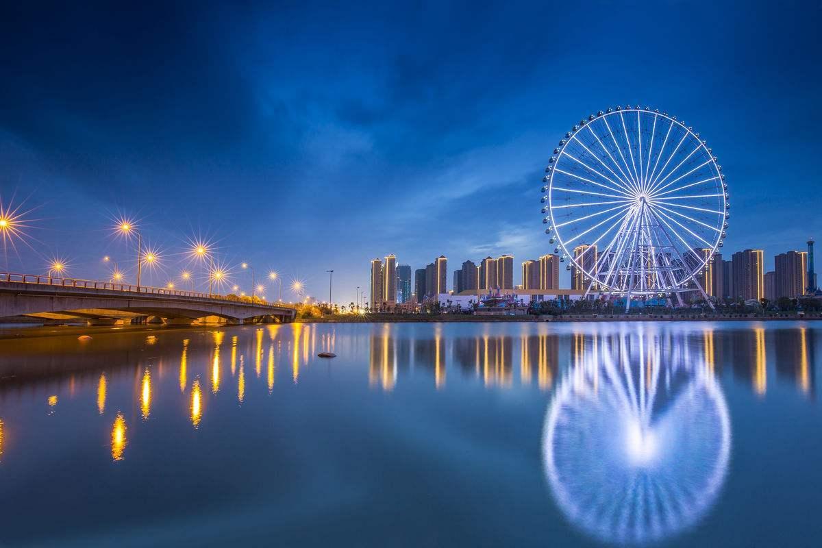 """像是杭州湾新区这样打造高品质的新区才是房产投资回报率的""""绩优股""""!"""