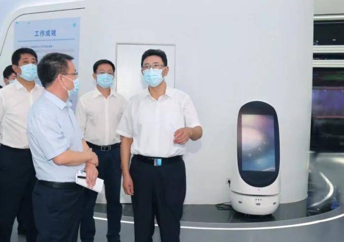 市委书记王景武到沧州高新区、开发区调研检查