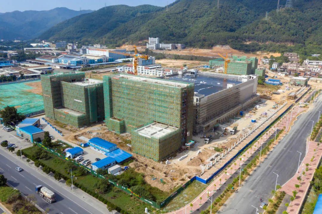 百亿级项目火热推进!肇庆这个地方未来还将建地标酒店、购物中心……