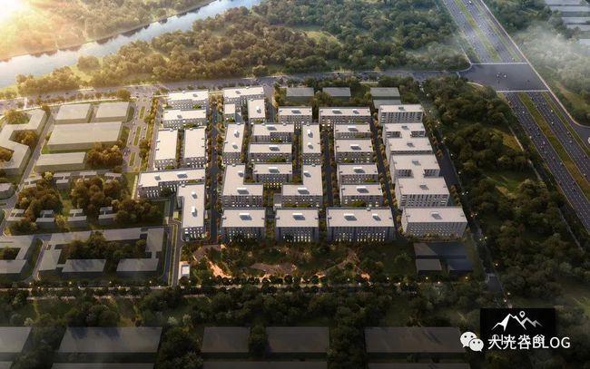 东西湖临空经济开发区 中南高科·武汉东西湖科创中心调整总平面方案批前公示!